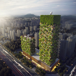 sustainable urban forest design forest